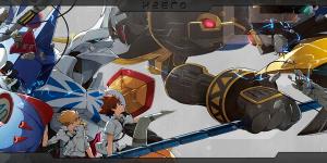 Digimon Adventure tri. 1: Saikai | Sub español | BD + VL 720p | Mega