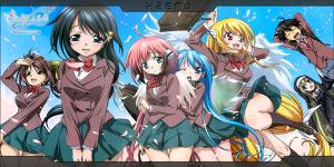 Sora no Otoshimono | Sub español | DVD | Mega