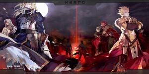 Fate/Zero | Sub español | BD + VL 720p | Mega
