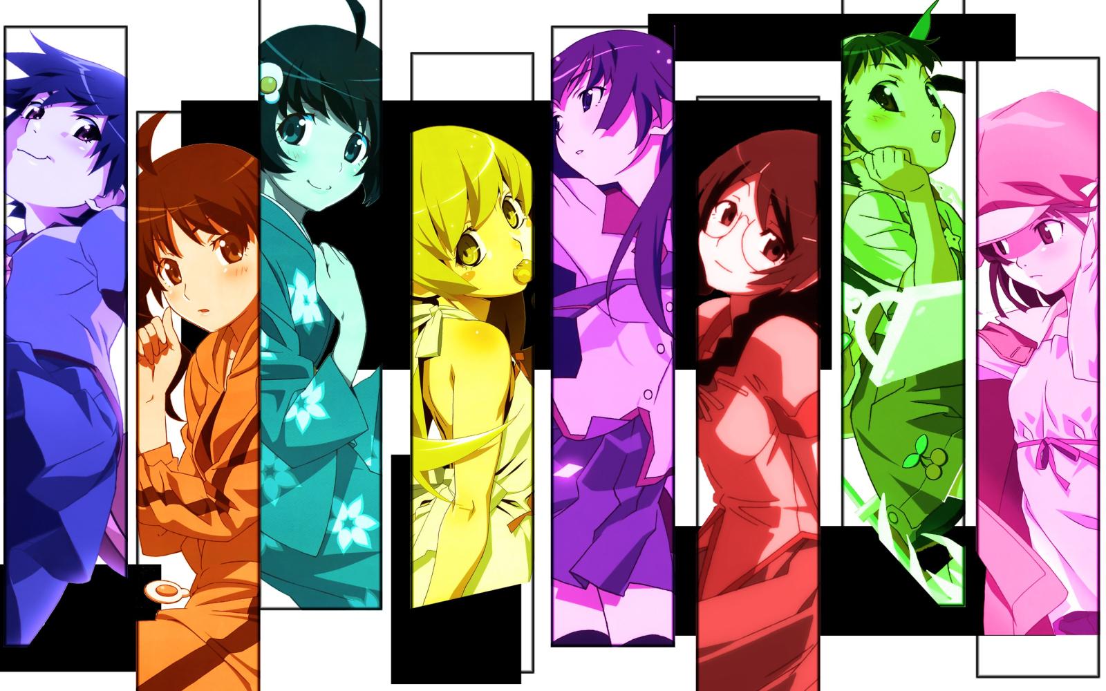 Monogatari list - Lista de Animes | Bluray