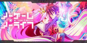 No Game No Life | Sub español | BD + VL 720p | Mega
