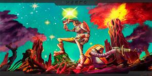 Space☆Dandy 2 | Sub español | BD + VL 720p | Mega