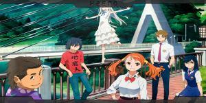 Ano Hi Mita Hana no Namae wo Bokutachi wa Mada Shiranai. Movie | Película | Sub español | BD + VL | Mega