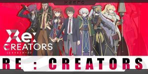 Re:CREATORS | Sub español | HD + VL 720p | Mega
