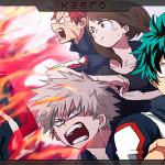 Boku no Hero Academia 2   Sub Español   HD + VL   Mega / 1fichier / Google / Uptobox